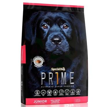 Ração Special Dog Prime Júnior Para Cães Filhotes Raças Grandes