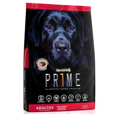 Ração Special Dog Prime Para Cães Adultos Raças Grandes 15kg