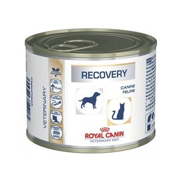 Ração Úmida Royal Canin Vet Diet Canine Recovery Lata 195 g