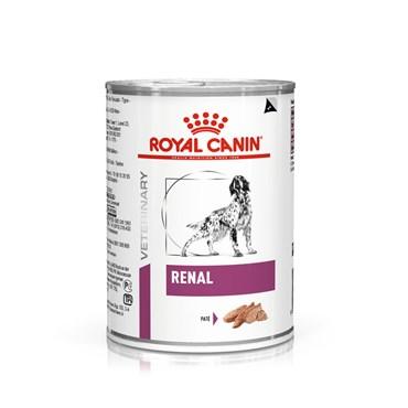 Ração Úmida Royal Canin Vet Diet Canine Renal Lata