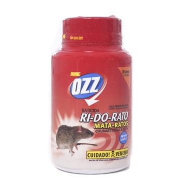 Raticida Ri-Do-Rato 200g - Home Ozz