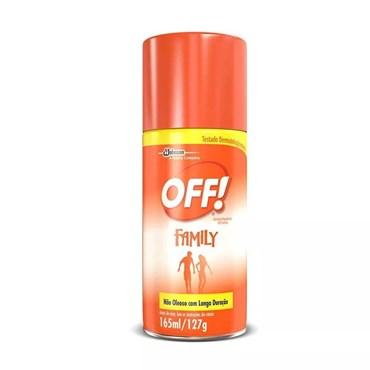 Repelente Off! Aerosol 165ml