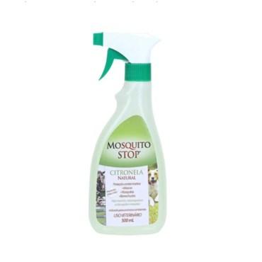 Repelente para Animais e Ambientes Mosquito Stop Citronela 500 ml