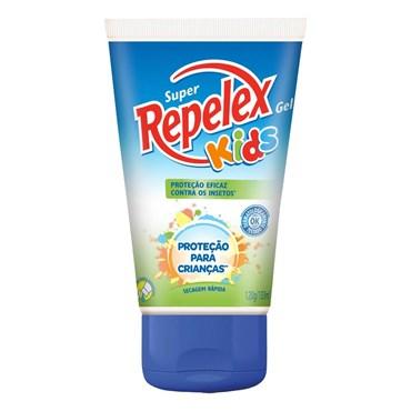 Repelex Kids Repelente em Gel Infantil Contra Insetos 133 ml