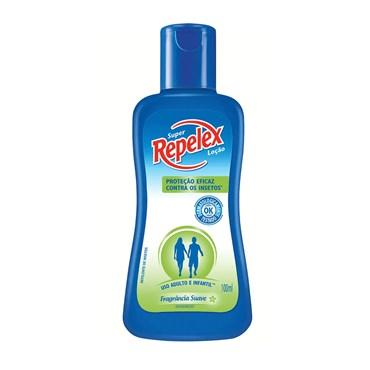 Repelex Repelente Spray Contra Insetos Uso Adulto e Infantil 100 ml