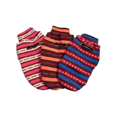 Roupinha Sweater de Lã Para Cachorro Cores Sortidas - Griff Patas