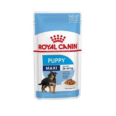 Royal Canin Sachê Maxi Para Cães Filhotes 140 g