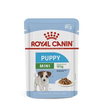 Royal Canin Sachê Puppy Mini para Cães Filhotes 85g