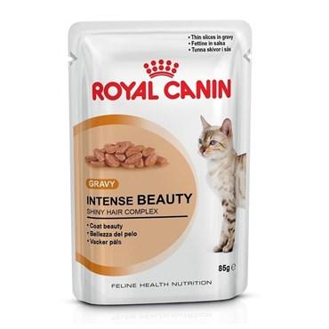 Sachê Royal Canin Cat Intense Beauty para Gatos Adultos 85g