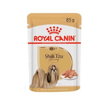 Sachê Royal Canin para Shih-Tzu Adultos Patê 85 g
