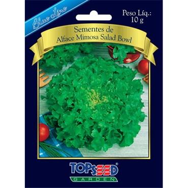 Semente de Alface Mimosa Salad Bowl 10g TOPSEED