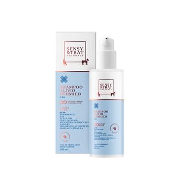 Shampoo Alívio Dérmico Sensy & Trat para Cães e Gatos
