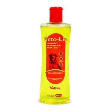 Shampoo Ecto-Lin Inseticida 300 ml - Vansil