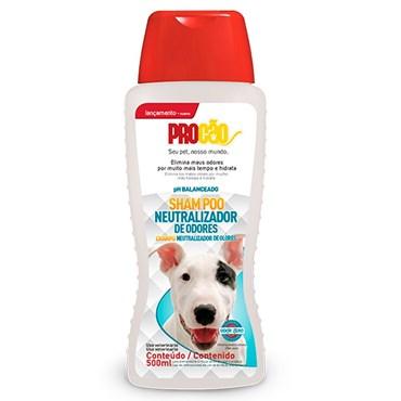 Shampoo Procão Para Cães e Gatos Neutralizador de Odores 500ml