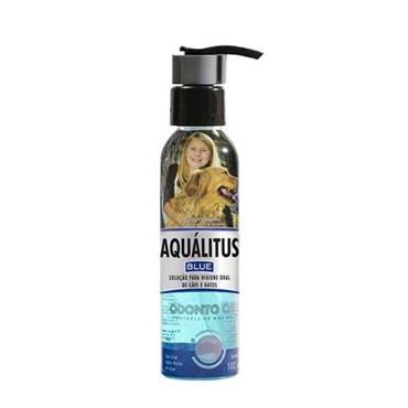 Solução para Higiene Oral Aquálitus para Cães e Gatos 100ml
