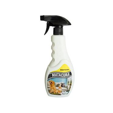 Spray Inseticida para Canil 500ml - Matacura