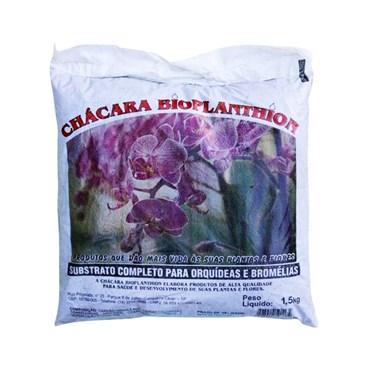 Substrato Bioplanthion para Orquídeas 1,5kg