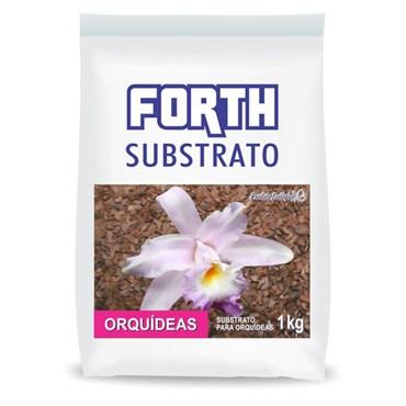 Substrato Forth para Orquídeas