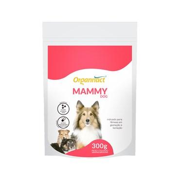 Suplemento Alimentar Organnact Mammy Dog para Cães Fêmeas em Gestação ou Lactação Sachê 300g