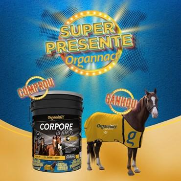 Suplemento Aminoácido Corpore Potros 10 Kg - Ganhe Capa para Cavalo