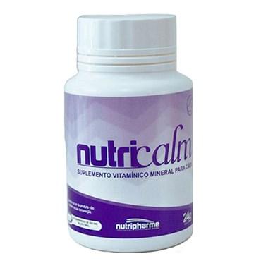 Suplemento de Vitaminas e Minerais para Cães Nutricalm com 30 Comprimidos