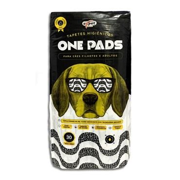 Tapete Higiênico Expet para Cães One Pads 70X60 cm - 30 Unidades