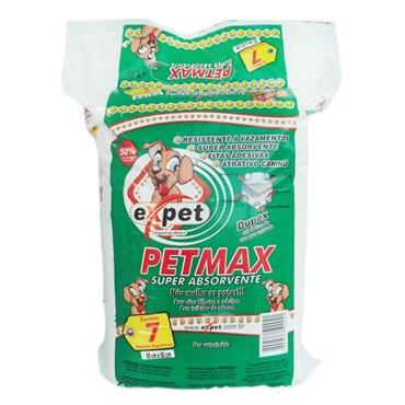 Tapete Higiênico Pet Max 65X60cm Com 7 Unidades