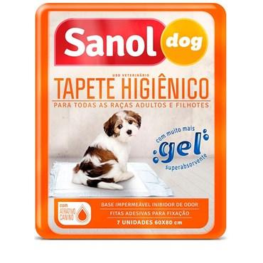 Tapete Higiênico Sanol Dog