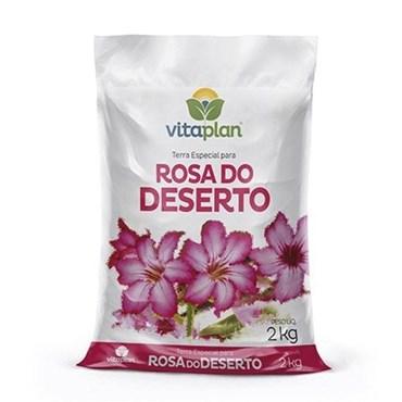 Terra Especial Para Rosa do Deserto 2kg - Nutriplan