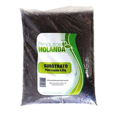 Terra Vegetal Adubada - Produtos Holanda