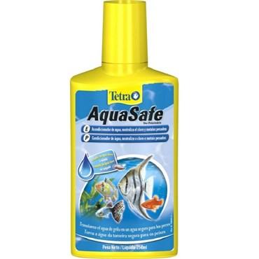 Tetra Aquasafe Condicionador de Água para Aquários 50 ml
