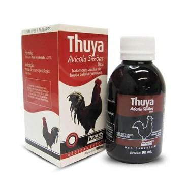 Thuya Avícola 90ml