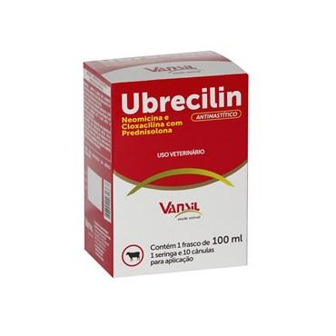 Ubrecilin Antimastítico 100 ml - Vansil