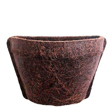 Vaso de Coquim Orgânico 1/2 com placa 10