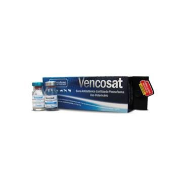 Vencosat Soro Antitetânico Liofilizado - Vencofarma