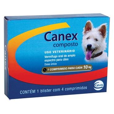 Vermífugo Canex Composto 500mg