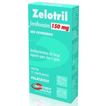 Zelotril 150 mg - 12 Comprimidos